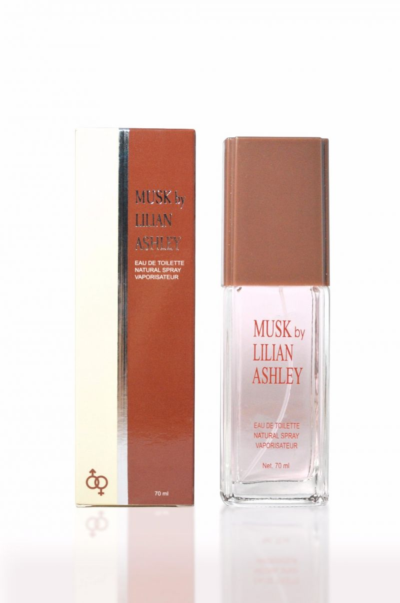 Musk By Lilian Ashley 70ml : Brown Parfum Original Untuk Wanita Murah Berkualitas