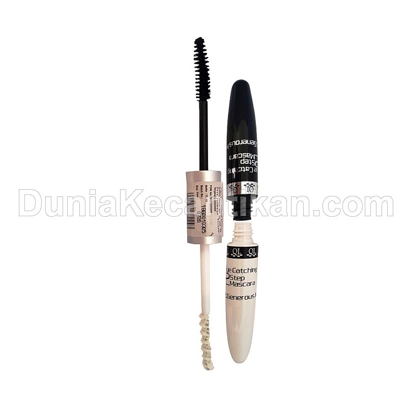 2 in 1 Mascara QL Cosmetic