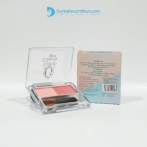Blush On Femme Cheek Xoxo Madame Gie Cosmetics