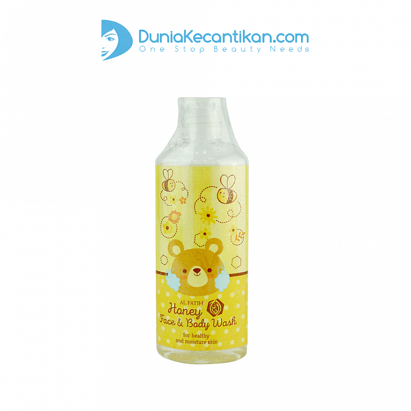 Al-Fatih Honey Face And Body Wash