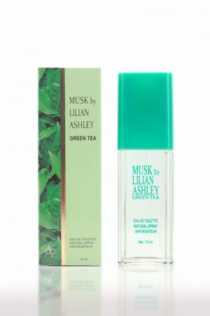 Musk By Lilian Ashley 70ml : Green Tea Parfum Original Untuk Wanita Murah Berkualitas